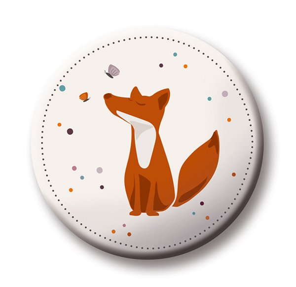 Magnet Emma, the fox