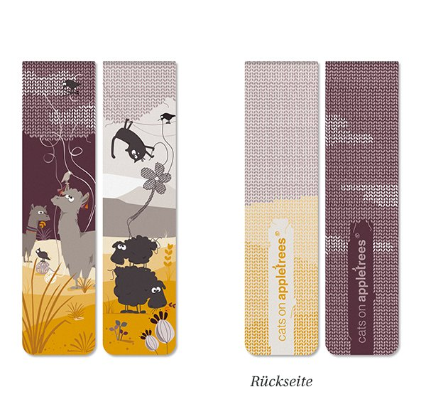 magn. Bookmarks Set 11