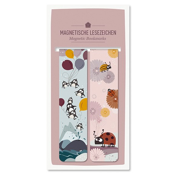 magn. Bookmarks Set 14