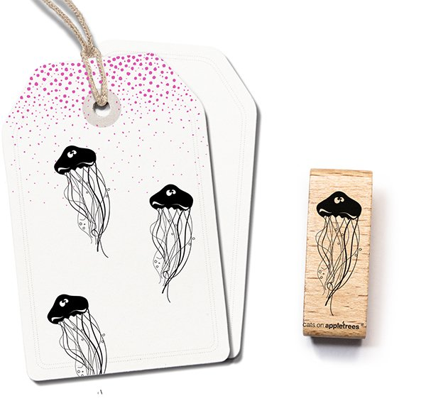 Stamp Rosalie the Jellyfish