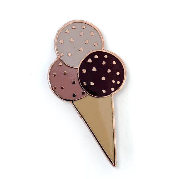 Pin Icecream