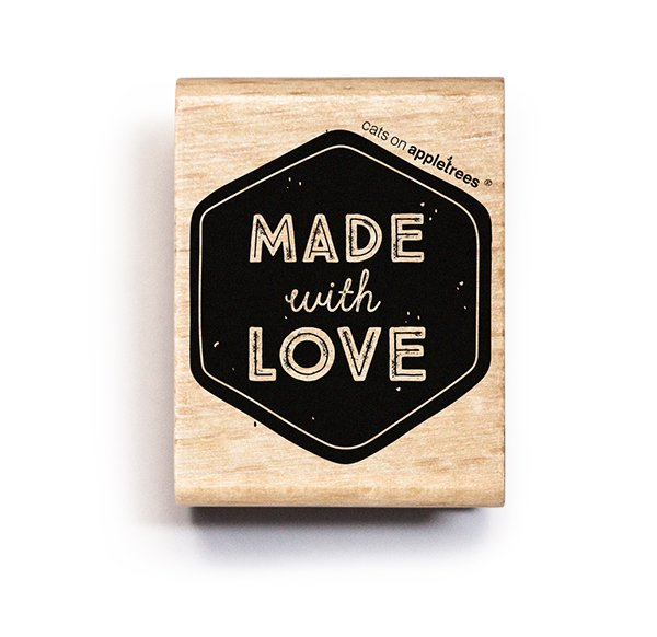 Stempel Made With Love 2