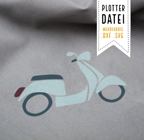 Plotter File Scooter