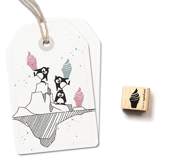 Ministempel Softeis