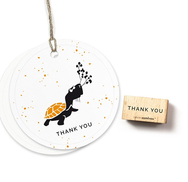 Stempel Thank You 3