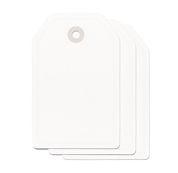 Gift Tags, plain (Set of 10 pcs.)